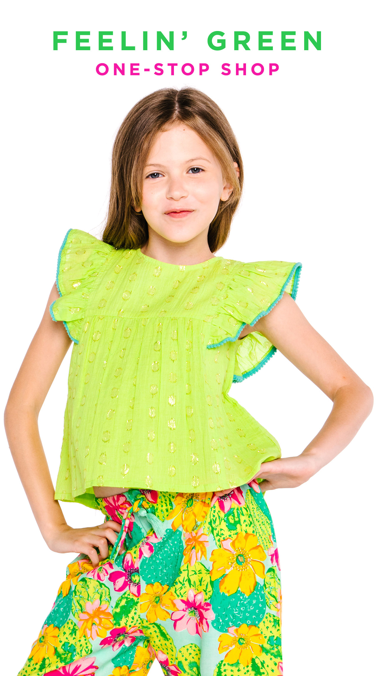 Masala Baby's Green Styles for Baby and kids!